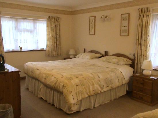 Albertine B&B: Double/Twin/Family Room sleeps 4, en-suite