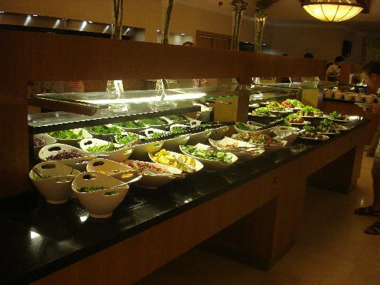 Akka Alinda Hotel: Restoran