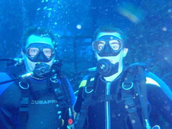 Nautilus Diving & Training Center: Hi!