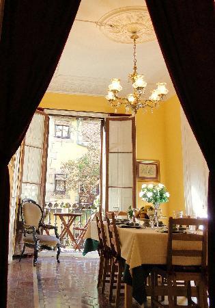 El Balcon del Born: DINNING ROOM
