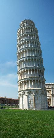 Torre di Pisa: So Tilty