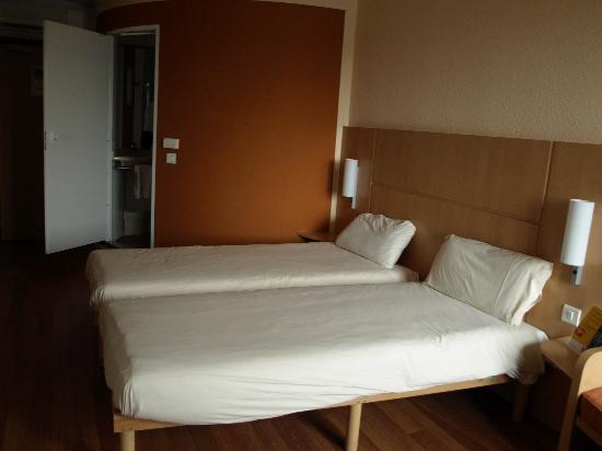 Ibis Bristol Temple Meads Quay: Twin room
