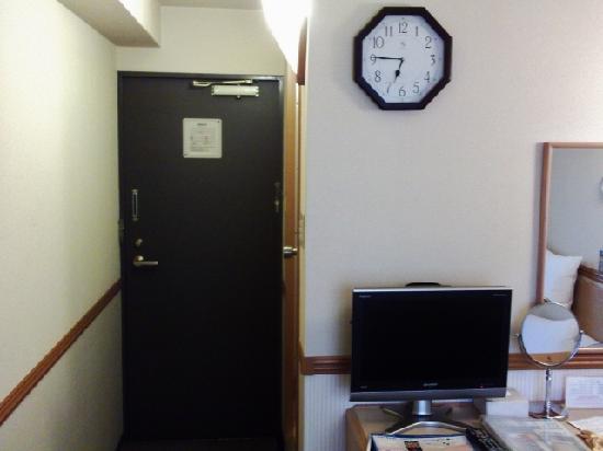 Toyoko Inn Umeda Nakatsu: Entrance hall