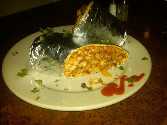 Pita Jungle: Delicious Burrito