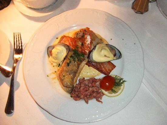 Restaurant Krameramtsstuben: Dinner