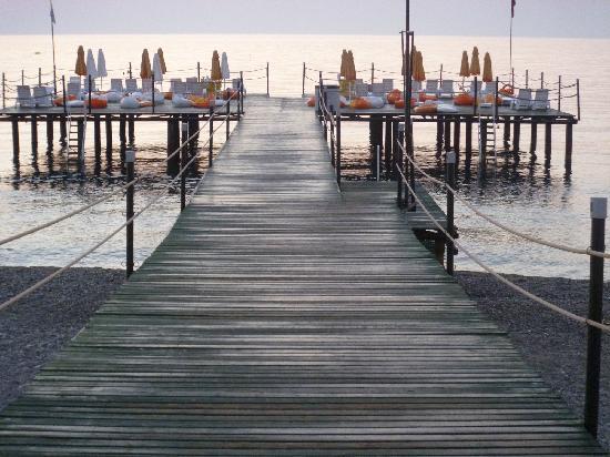 Yelken Blue Life Spa & Wellness Hotel: beach