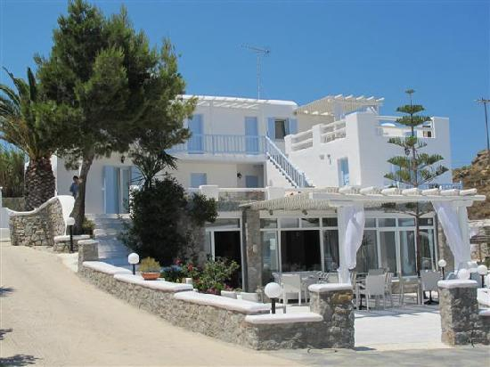 "Paradise View Hotel: ""Paradise Wiev"", Mykonos"
