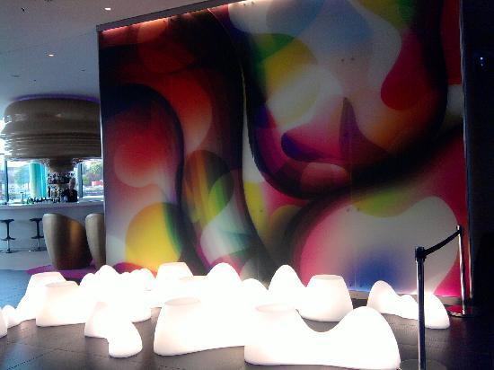 โรงแรม นโฮว เบอร์ลิน: Foyer