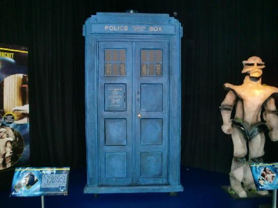 Doctor Who Experience Cardiff Bay: The classic Type 40