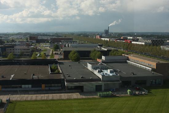 Van der Valk Hotel Duiven: View towards Arnhem
