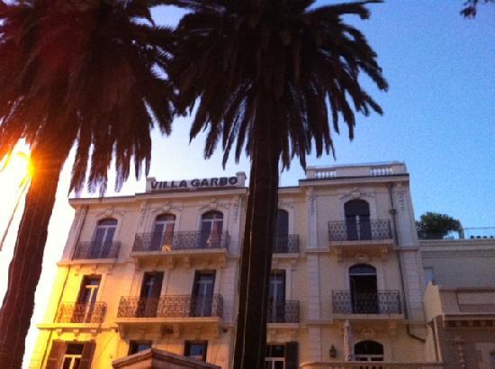 Villa Garbo: Hotel
