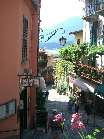 เบลลาจิโอ, อิตาลี: On an alley in Bellaggio