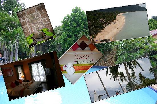รำมะนา บูติค รีสอร์ท: Hotel-Collage