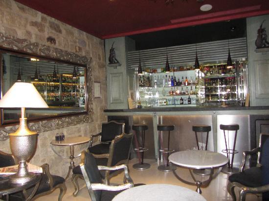 Hotel Hospederia de los Parajes: Taverna
