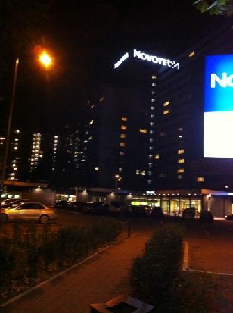 โรงแรมโนโวเทล อัมสเตอร์ดัมซิตี้โฮเต็ล: hotel
