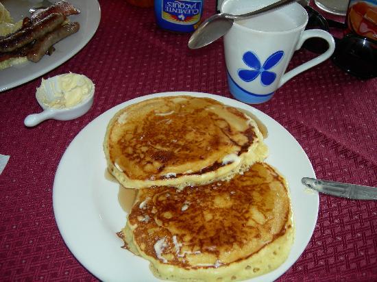 Cafe El Faro: Yummy pancakes