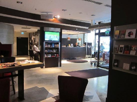 โรงแรมจีแอลโอ เฮลซิงกิคลูวิ: GLO Lobby