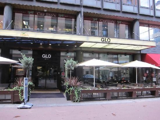 โรงแรมจีแอลโอ เฮลซิงกิคลูวิ: GLO street front
