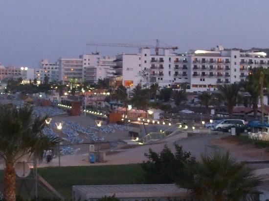 SunConnect Protaras Beach - Rising Star Hotel: The Beach from our room
