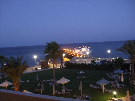 SunConnect Protaras Beach - Rising Star Hotel: The Coca cola boat