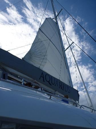 Aquarius - Sail & Snorkel: The Aquarius