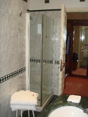 โรงแรมบรูฟานี พาเลซ: Brufani Bedroom