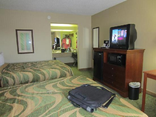 Best Western Downtown Stuart: room