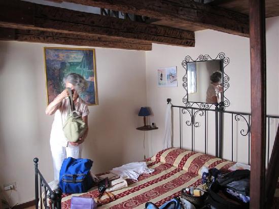 B&B The Four Seasons: Unser Zimmer