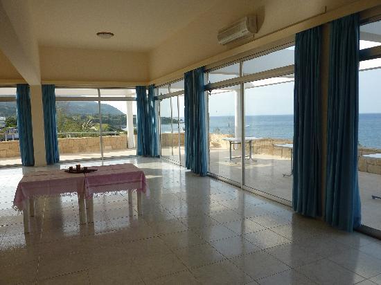 Aphrodite Beach Hotel: Aphrodite Beach training hall