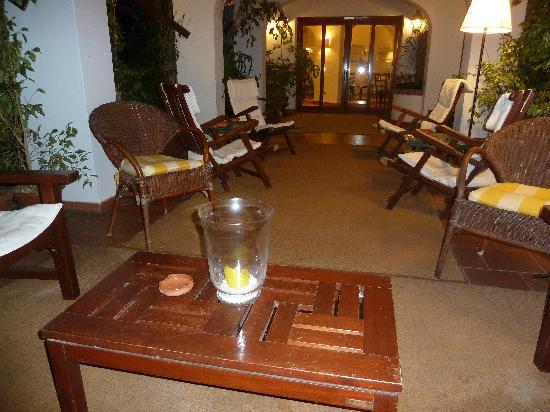 Nora Club Hotel: Coin détente