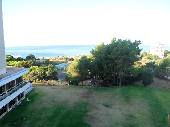 Pestana Delfim All Inclusive: 4th floor view, sea view