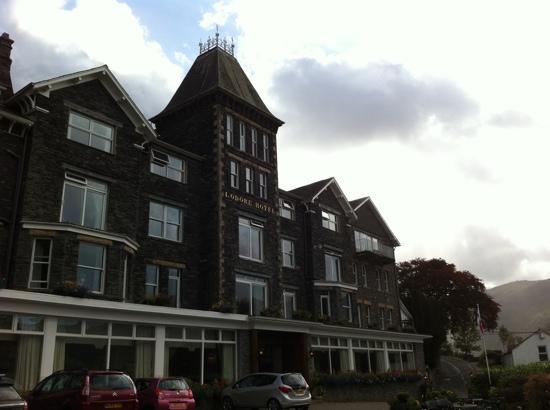 Lodore Falls Hotel: hotel