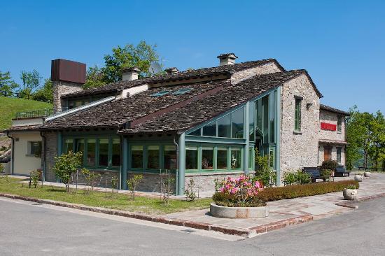 Berceto, Italia: Casale ristrutturato