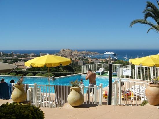 Hotel Funtana Marina: vista dalla camera
