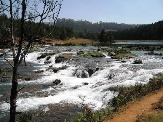 Hotel Sapphire Grand: Pykara Falls