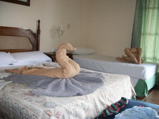 Brisas Guardalavaca Hotel: surprises from the maid