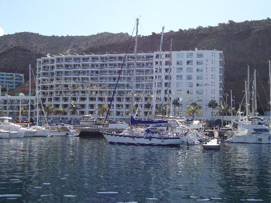 Marina Suites from Harbour