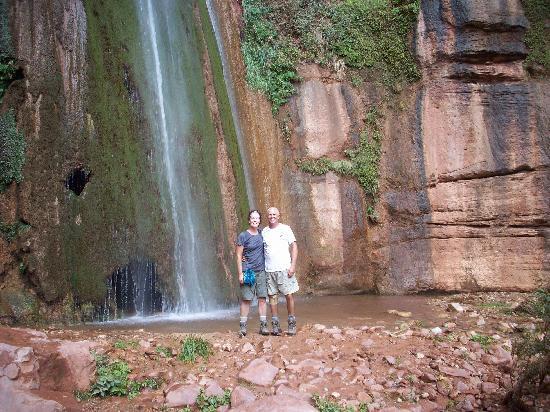 The Wildland Trekking Company: ribbon falls