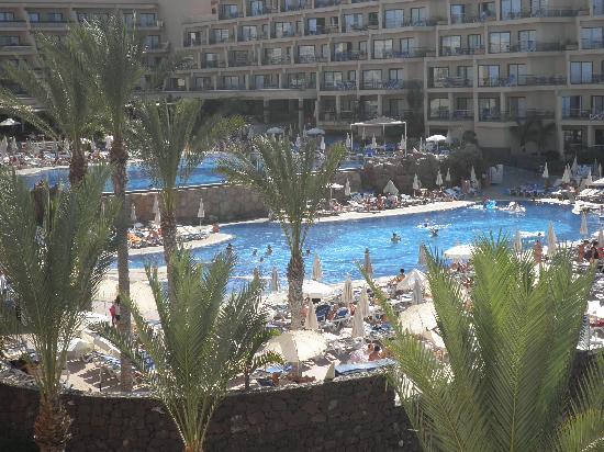 Hotel Riu Buena Vista: Piscinas Clubhotel Riu Buenavista