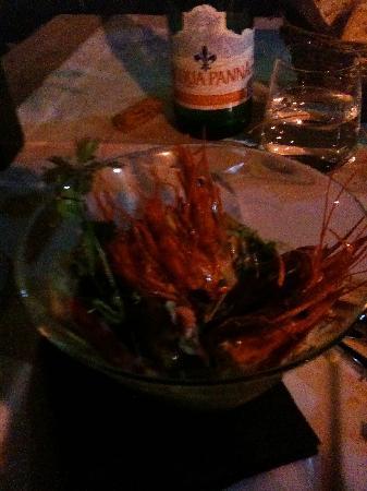 Cestello: Mayonnaise Shrimp-fest