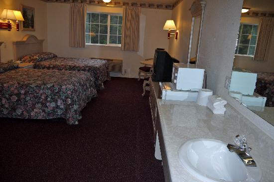 Lighthouse Inn: Bedroom