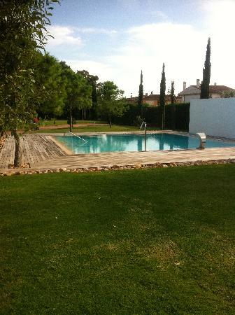 Las Gaviotas Suites Hotel: The smallest of three pools
