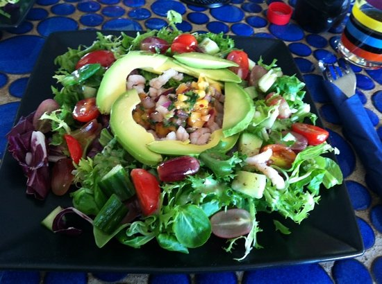 Christies Deli: Christies Prawn and Avocado Salad