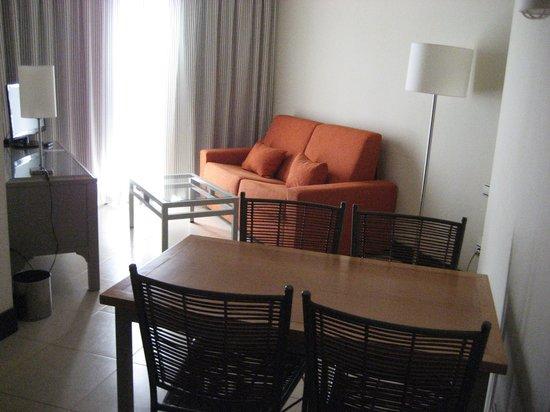 Precise Resort El Rompido - The Apartments: salón