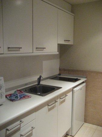 Precise Resort El Rompido - The Apartments: cocina