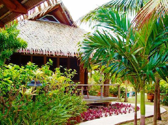Muri Beach Hideaway: Garden View Bungalow