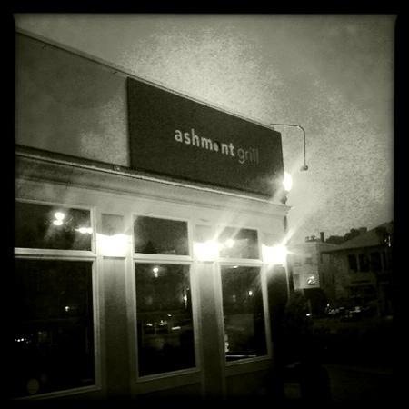 Ashmont Grill: exterior