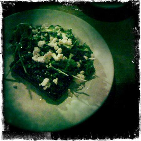 Ashmont Grill : grilled watermelon and feta salad