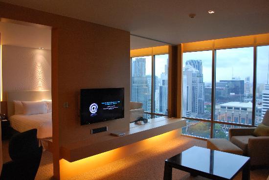 ศิวาเทล กรุงเทพ: living room