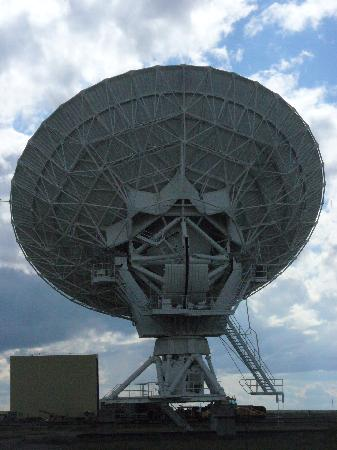 Very Large Array: dish